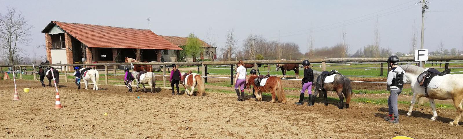 Corsi estivi di equitazione e settimane verdi per bambini e ragazzi, campus estivi ragazzi, equitazione per bambini, lezioni di equitazione, fattoria didattica e animali della cascina